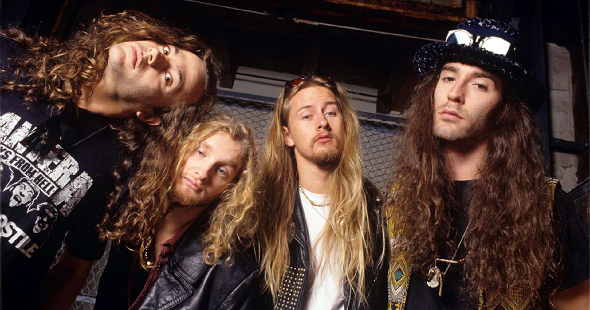 Alice In Chains - Banner