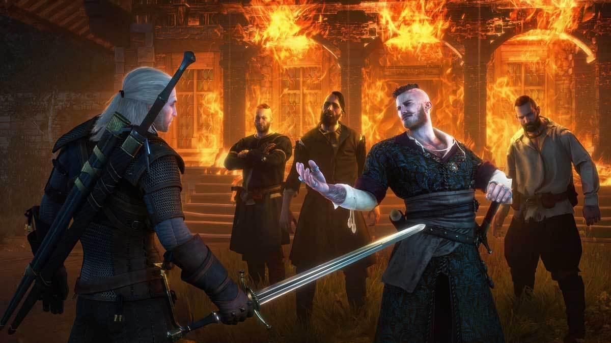 The Witcher 3 setzt auch bei der KI noch immer Maßstäbe.