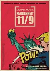 fahrenheit-11-9-kino-poster