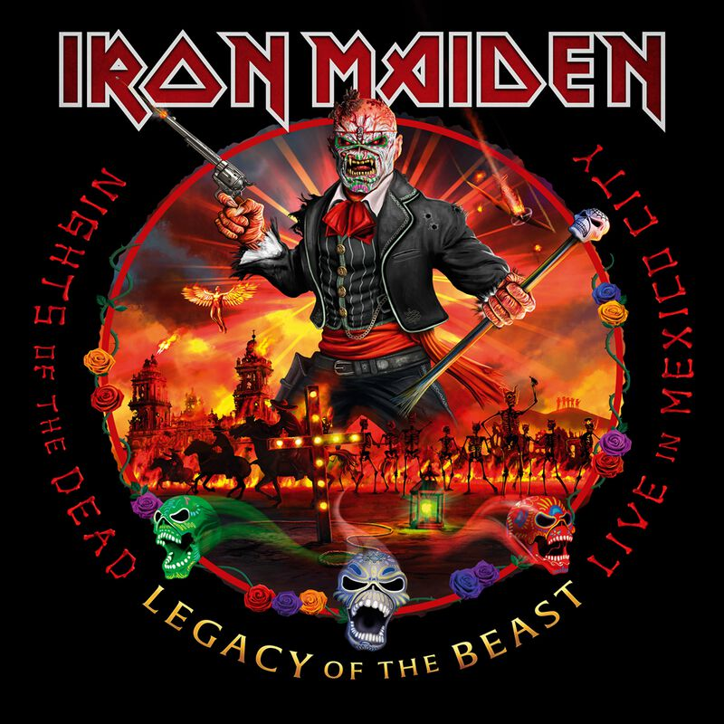 Iron Maiden - Cover