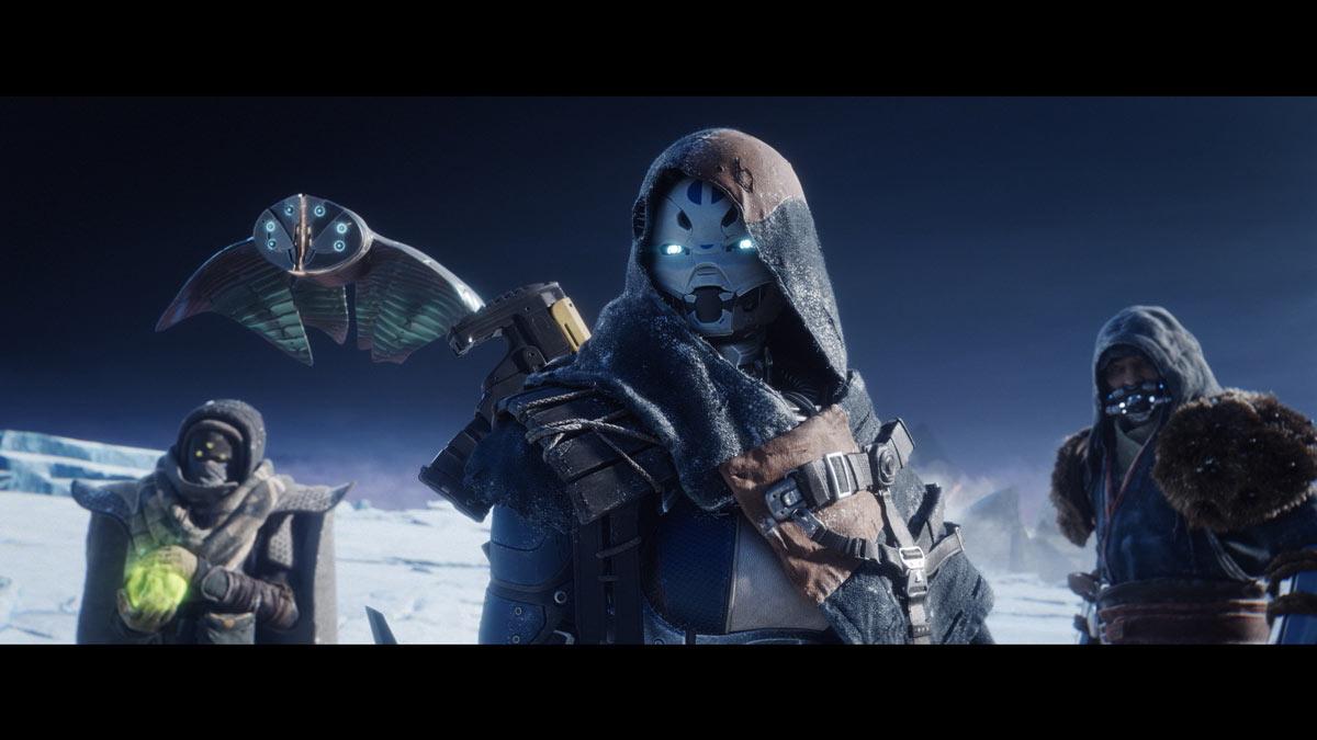 Die mysteriöse Exo Stranger ist zurück in Destiny 2.