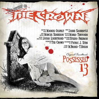 The Crown - Cover
