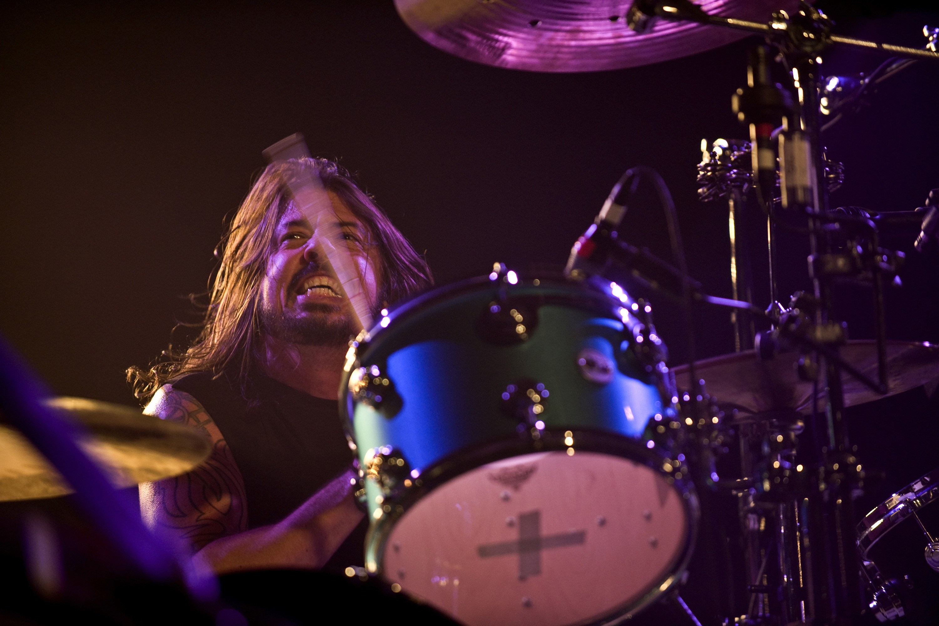 Dave Grohl - Drums
