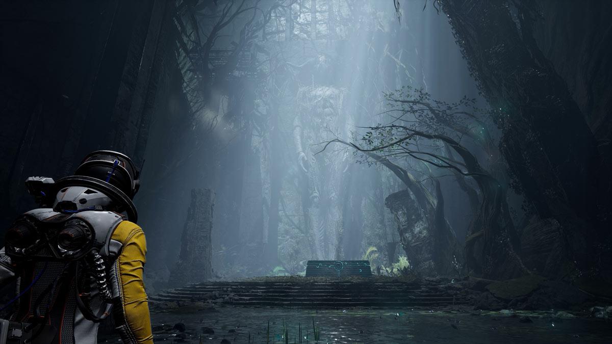 Protagonistin Selene ist gefangen in einem alptraumhaften Kreislauf.