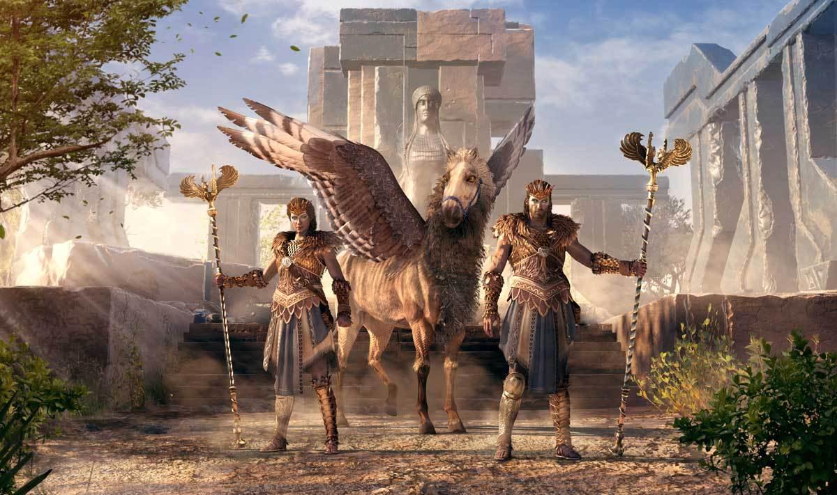 Wir erkunden das Schicksal von Atlantis.
