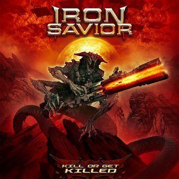 Iron Savior - Cover