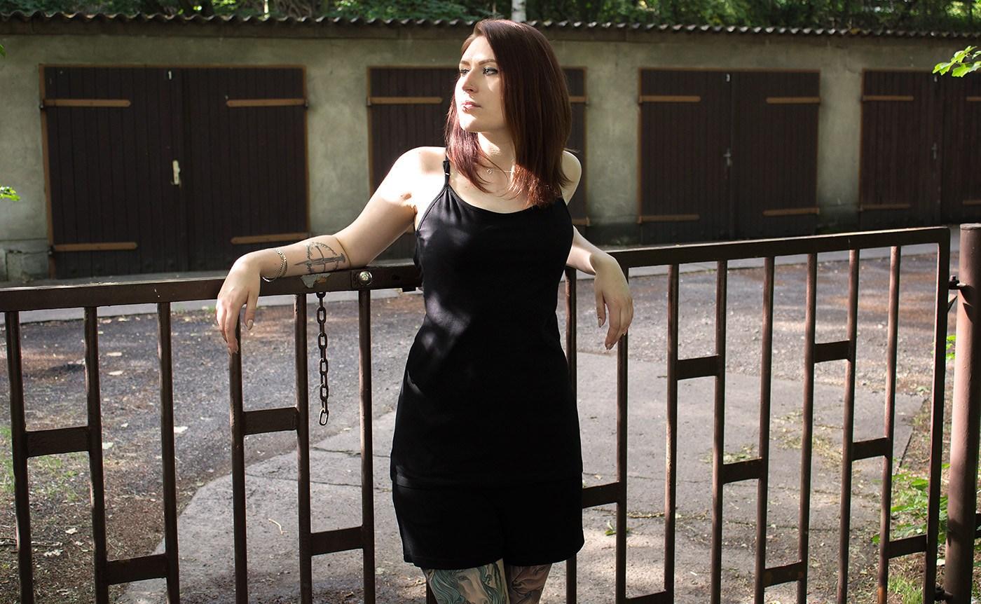 Alana Top von Gothicana By EMP