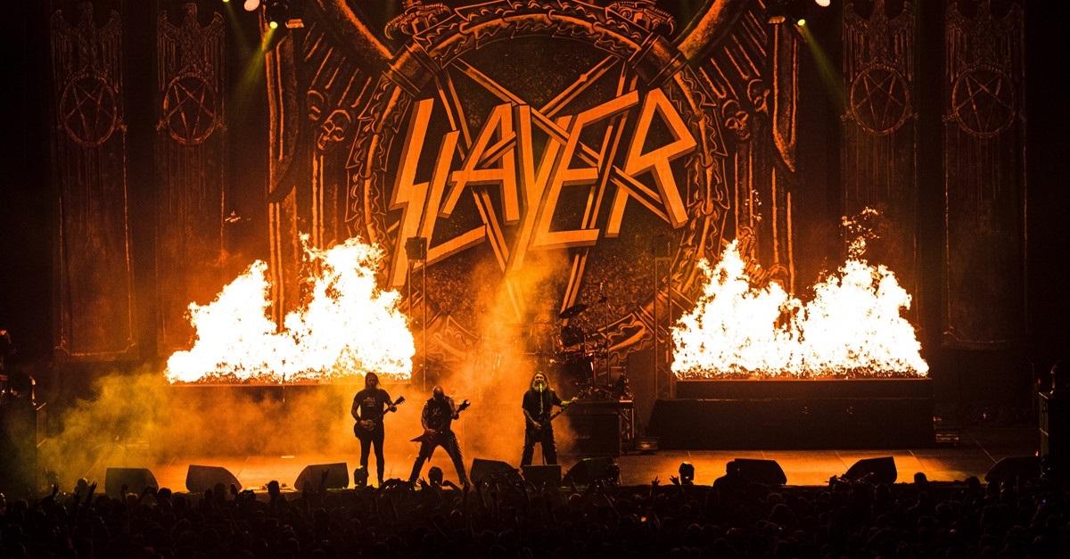 Slayer - Banner