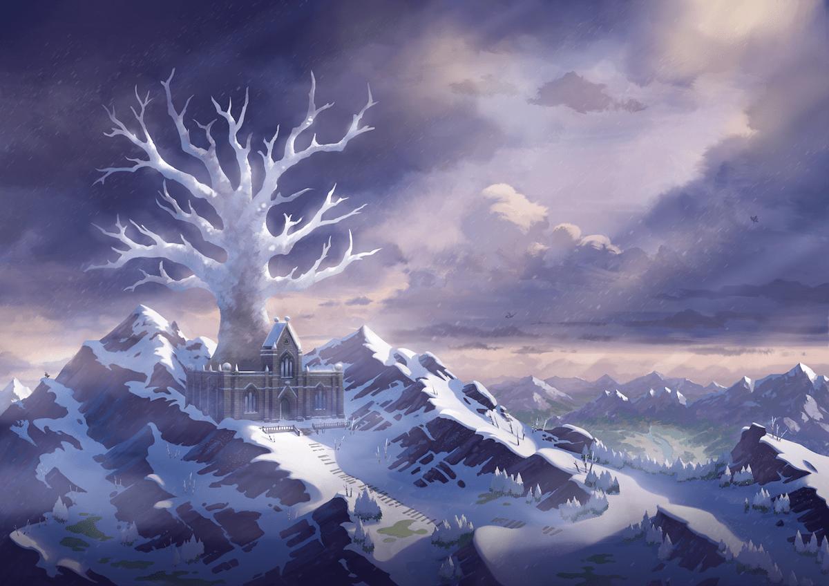 Die Schneelande der Krone ist der zweite DLC, angekündigt für Herbst 2020.
