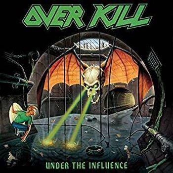 Overkill - Cover