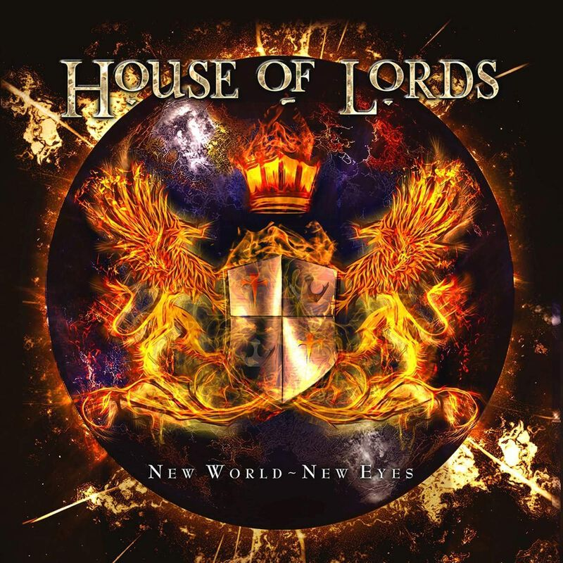 House Of Lords - Cover