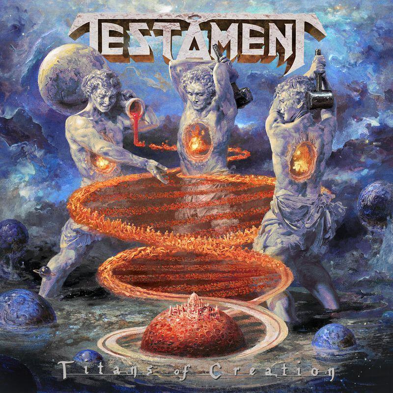 Testament - Cover