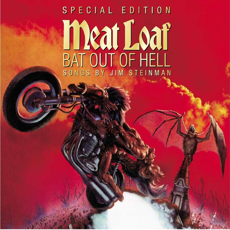 Meat Loaf - Cover
