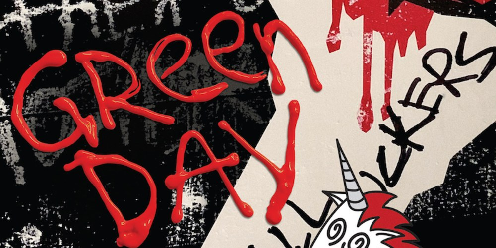 Green Day -Banner