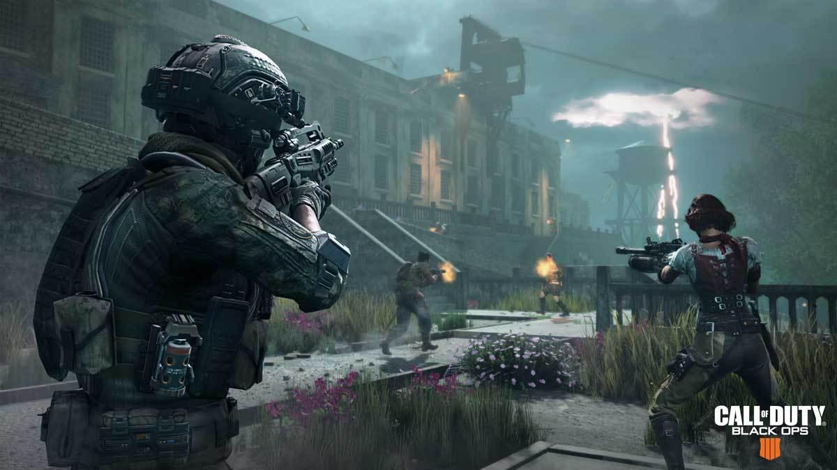 Call of Duty: Black Ops 4 bekommt eine professionelle eSports-Liga.