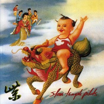 Stone Temple Pilots - Cover