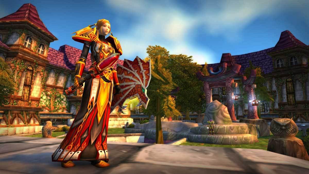 Ab dem 27. August können wir World of Warcraft in seiner ersten Version erleben.