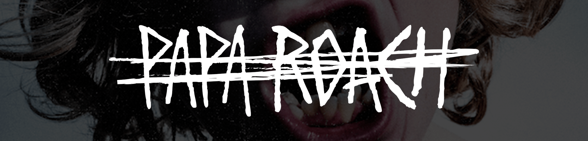 Papa Roach - Banner