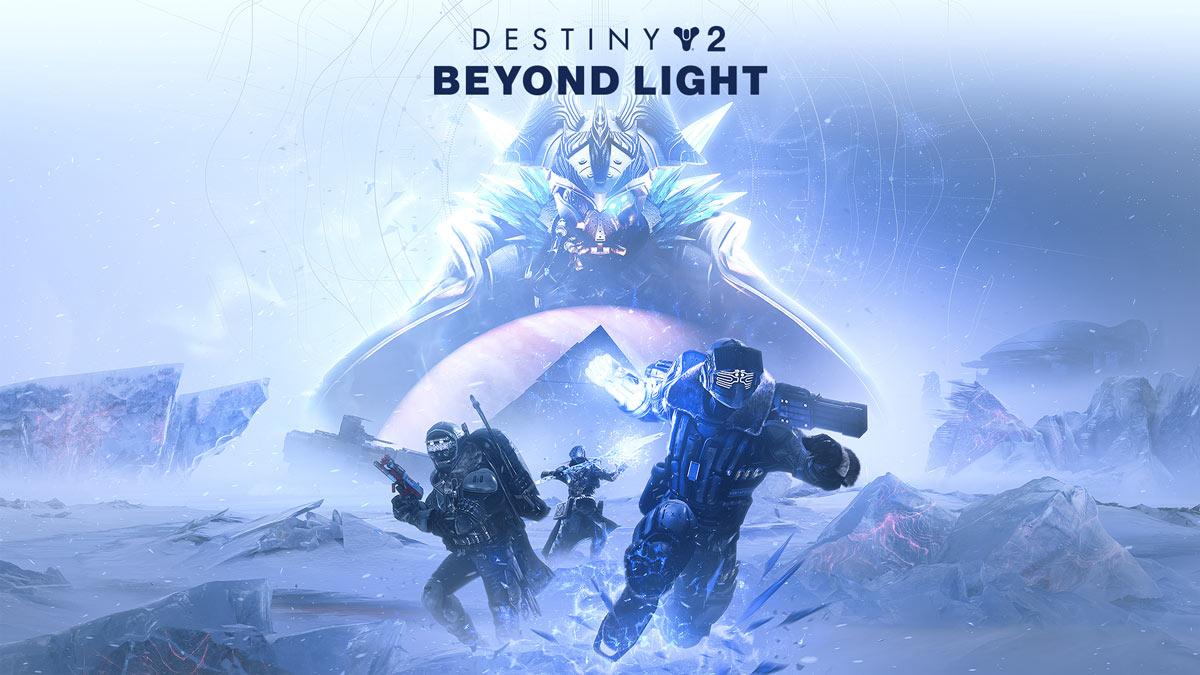 Destiny 2: Beyond Light ist die dritte große Erweiterung.