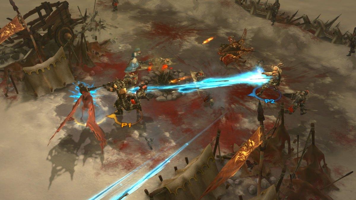Für eine schnelle Runde allein oder im Koop ist Diablo 3 immer gut.
