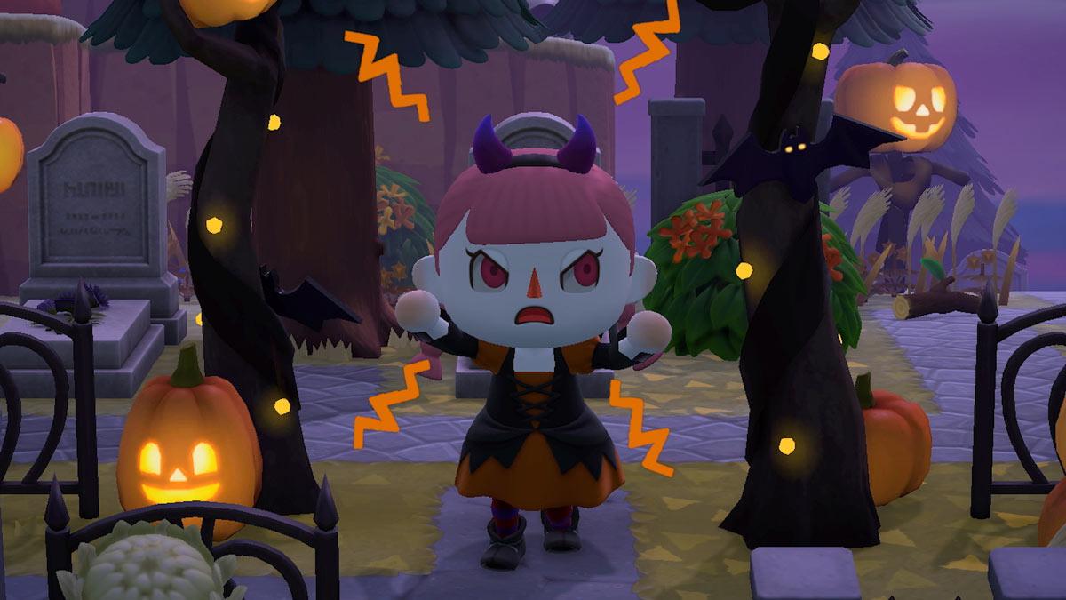 Das Halloween-Event in Animal Crossing: New Horizons beginnt am 31. Oktober.
