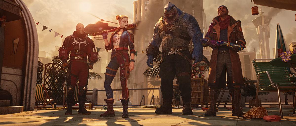 Suicide Squad: Kill the Justice League erscheint 2022.