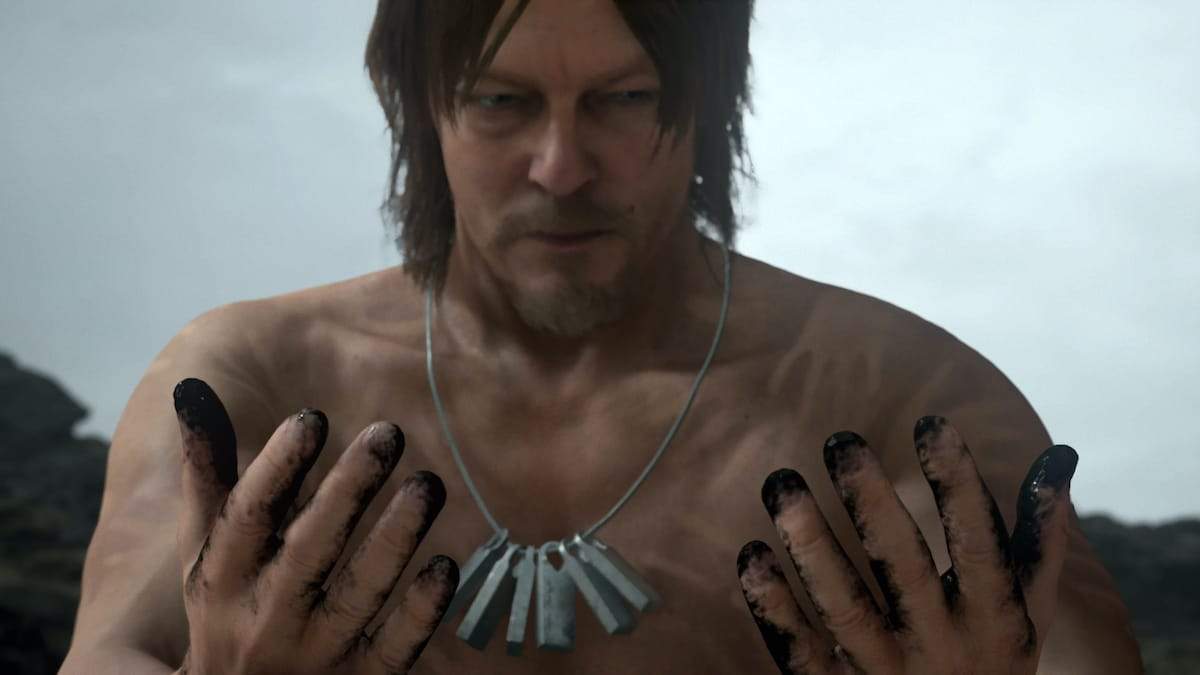 Norman Reedus verkörpert Sam in Death Stranding.