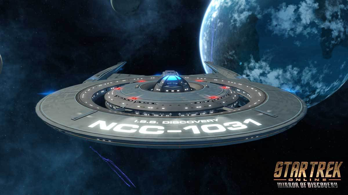 Star Trek Online: Mirror of Discovery startet am 23. Januar 2019.