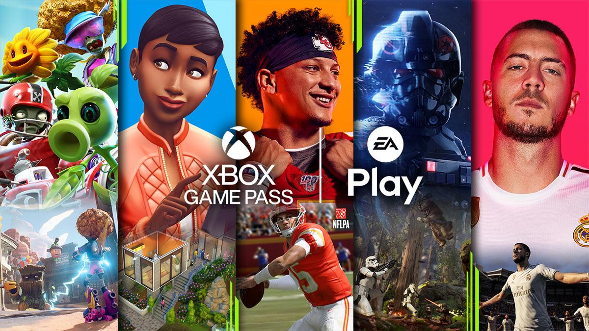 EA Play gehört künftig zum Xbox Game Pass.