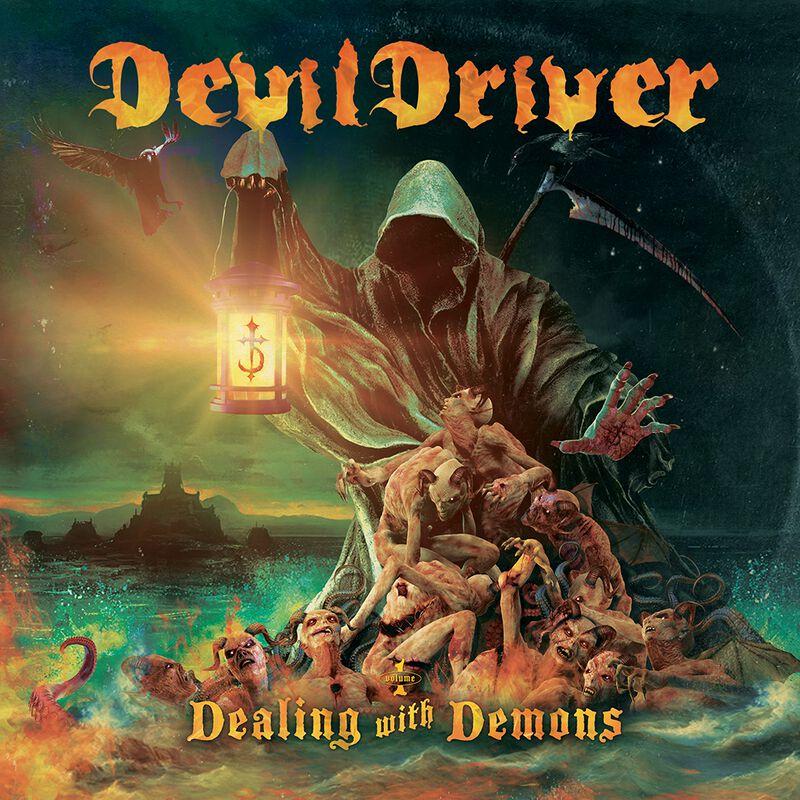 DevilDriver - Cover