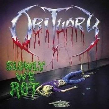 Obituary - Cover