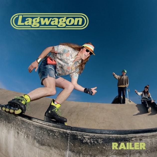 Lagwagon - Artwork