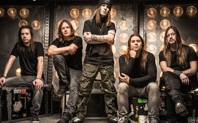 Children Of Bodom - Band02