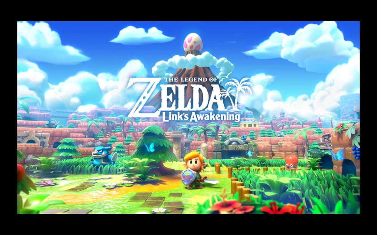 The Legend of Zelda: Link's Awakening ist am 20. September erschienen.
