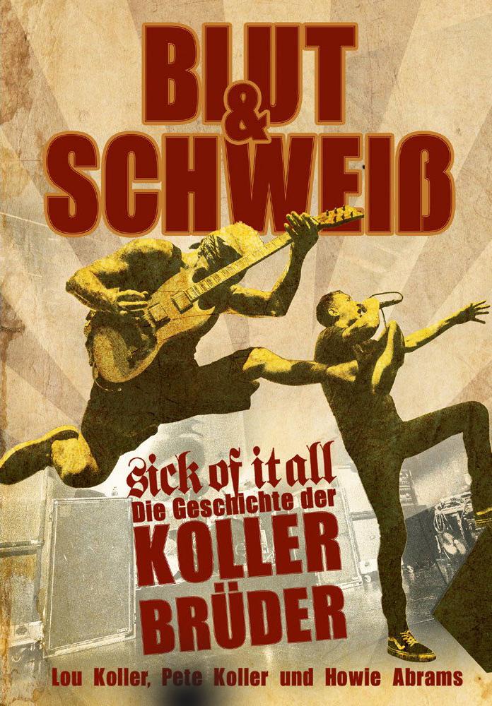 Sick Of It All - Buch