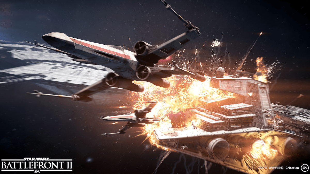 Die Celebration Edition für Star Wars Battlefront II ist da.