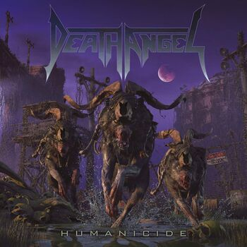 Death Angel - Cover