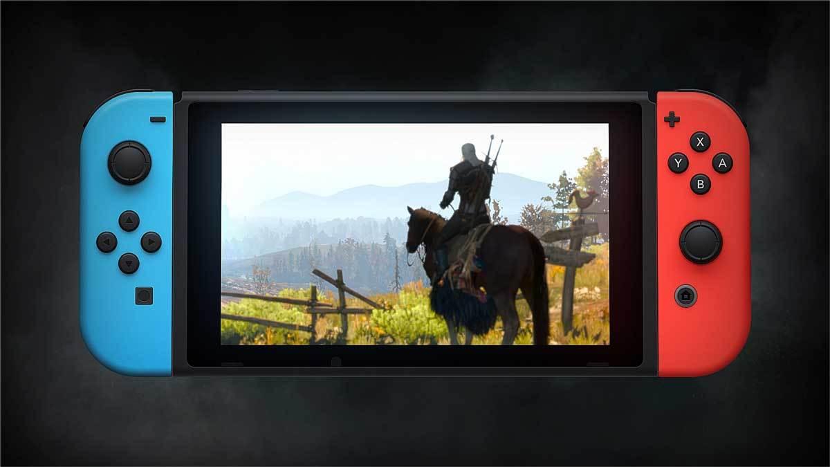 Es ist offiziell: CD Projekt RED bringt The Witcher 3 auf die Nintendo Switch.
